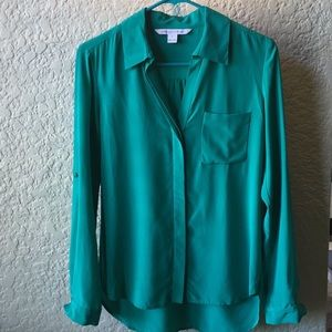 DVF Loralei Two Shirt